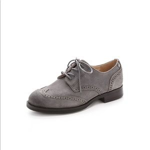 Sam Edelman Irving Wingtip Leather Oxford Shoes